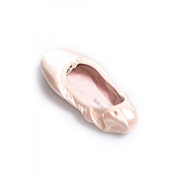 Capezio Phoenix, poante pentru balet, branţ tare