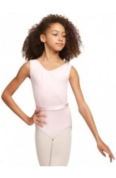 Capezio Princess Perfect, costum de balet cu panglică