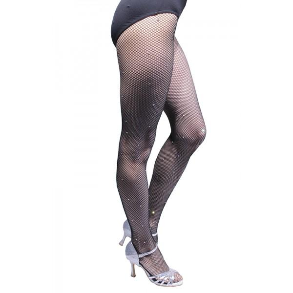 Pridance 849S Proffesional fishnet, ciorapi de plasa