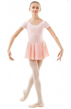 Sansha Samantha Y3554C, costum de balet cu fustă