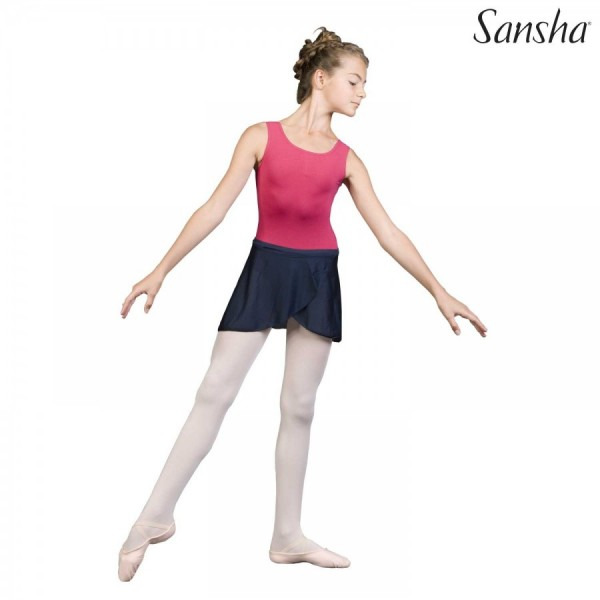 Sansha Ide, fustita pliabila