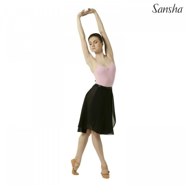 Sansha Aline, fustă de balet la genunchii