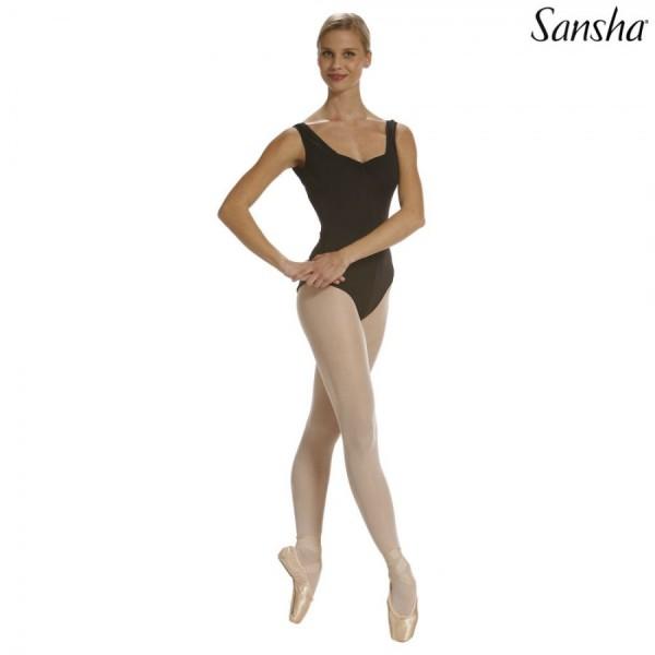 Sansha Perry, costum de balet cu spatele deschis