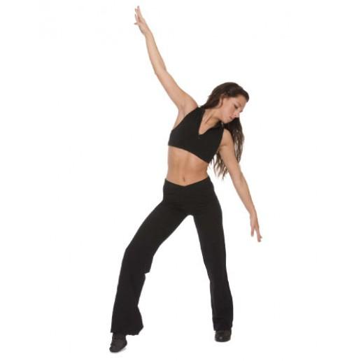 Sansha Preston, pantaloni de trening