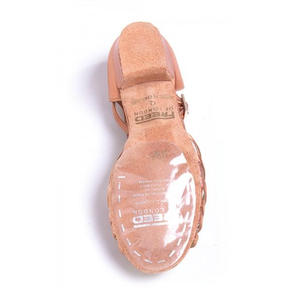Freed of London Satine, pantofi de dans latin pentru copii