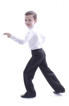 Pantaloni de societate pentru băieți standard Basic