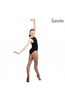 Sansha TRF GALA TEEN, ciorapi de plasă