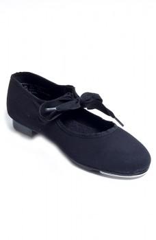 Capezio Canvas JR. Tyette, pantofi de step pentru începători