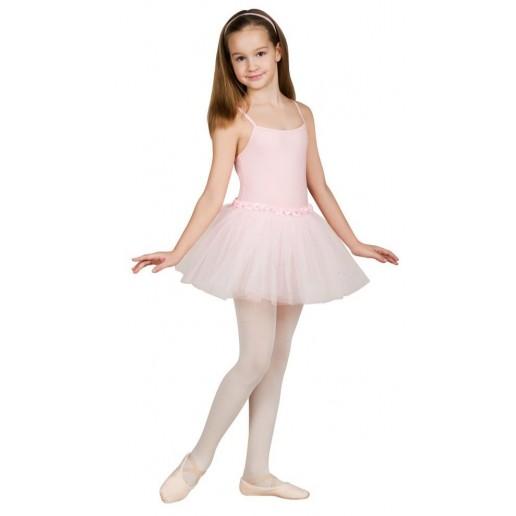 Sansha Faye Y1706C, costum de balet cu fusta pentru copii